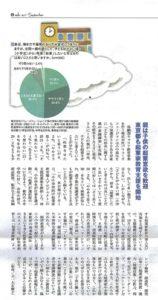 ニューヨークの月刊教育新聞「edu sun」に、当社調べによる「子どもの将来に関する親の意識調査」が掲載されました。